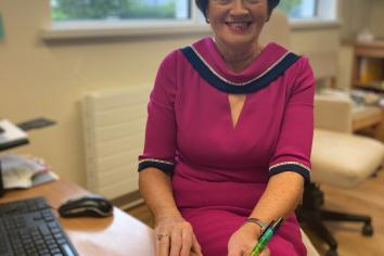 Esteemed principal of St Caireall's PS set to retire