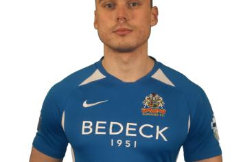 Defender McNulty leaves Dergview to join Glenavon
