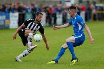 Dergview and Ballinamallard ease into semi-finals of North West Cup