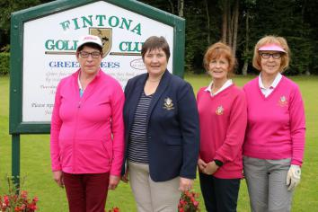 Clear victory for Catriona on Lady President's Day at Fintona