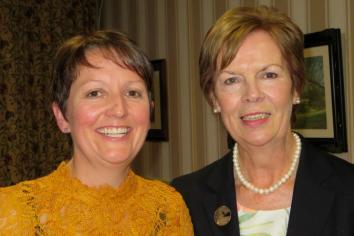 Anne Beattie clinches President's Day top spot at Newtownstewart
