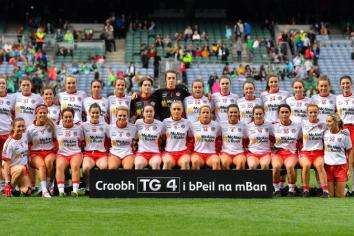 TYRONE LADIES ARE CHAMPIONS