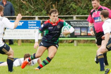 Clogher Valley firsts score convincing win over students