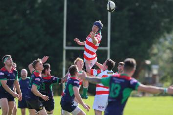 Clogher Valley take the spoils in derby match with Omagh Accies seconds