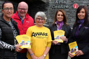 AWARE support group for young adults in Omagh is launched