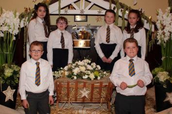 Killeter's St Bestius church hosts Bright