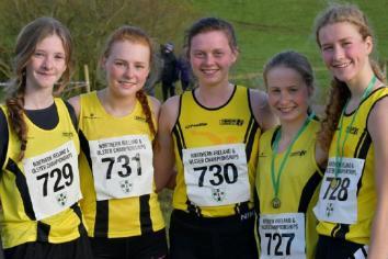 Harriers' juniors and seniors impress in Monaghan