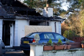 Bungalow blaze tragedy victim hailed an 'absolute gentleman'