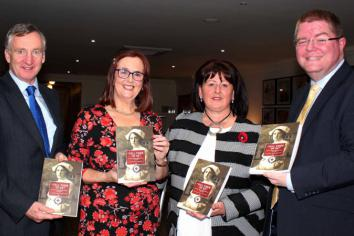 Omagh author pens fitting book on her grandmother and other amazing unsung WW1 nurses of North Tyrone