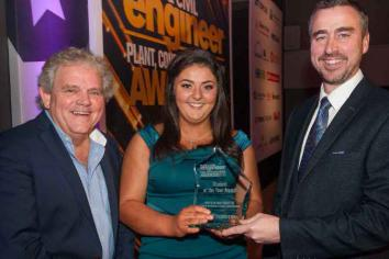 South West College's Matilda May scoops Student of the Year accolade