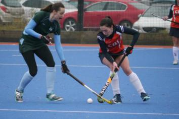 Omagh Ladies breeze into second round of Irish cup
