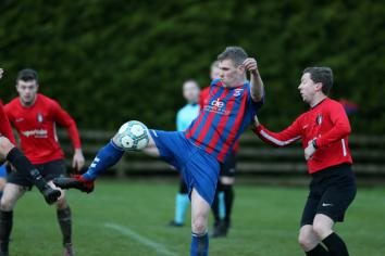 Another defeat for Mountjoy as Dergview Reserves hold champions