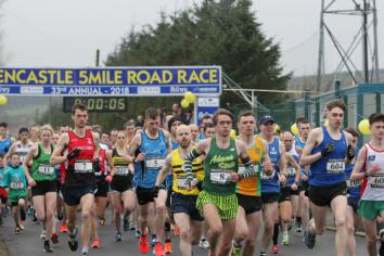 Runners turn out in huge numbers for Boxing Day showpiece in Greencastle