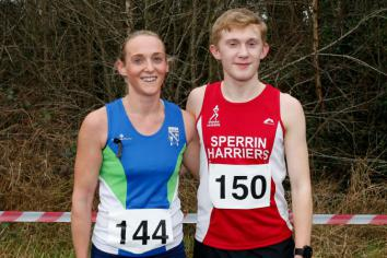 Andrew and Natalie win in Clogher Valley