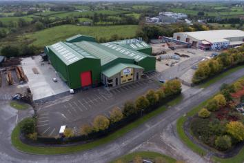 Telestack expansionsees £5 million investment in new Omagh factory