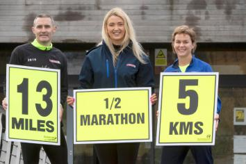 High profile runner may join the thousands in landmark Omagh Half Marathon