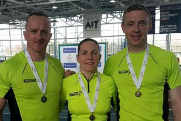 Podium finishes for Omagh Harriers in Athlone and Donegal
