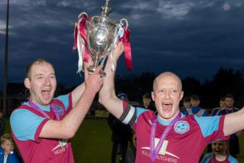 Tummery retain Mulhern Cup in style, as Kesh boss Noble bows out