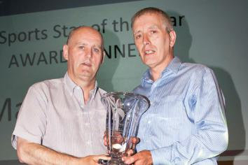 Aghyaran's Mark Connolly named 'Star of the Year'