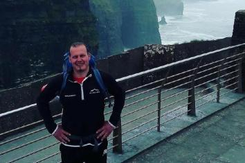 Ultra-resilient Omagh native embarks on ultra marathon challenge!