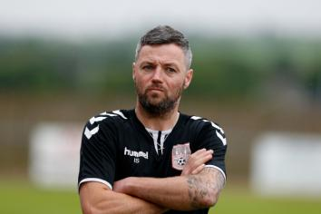 Sproule refuses to rule out more Dergview signings
