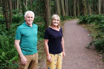 £300,000 redevelopment of Clogher Valley beauty spot nears completion