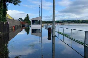 When it rains, it pours - Dergview under water after another defeat