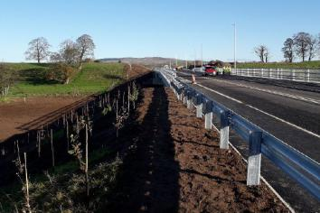 Controversial Strathroy Link Road opens