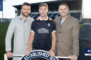 Falkirk 'exciting' move for Ben Hall