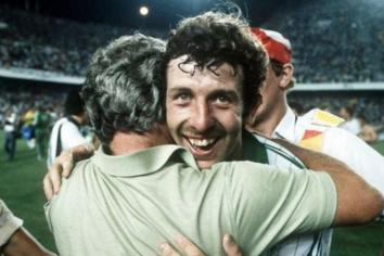 From Fintona to Espania 82, Gerry showed the world what he could do