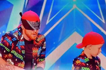 Omagh balloon modeller and son to appear on Britain's Got Talent