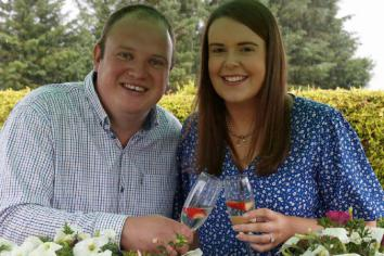 Local couple win £25,000 - a day before wedding was due to take place!