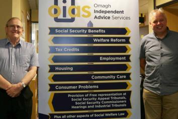 Twenty-five years on, Omagh-based charity bracing itself for unprecedented demand