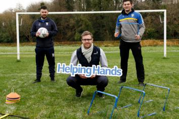 Omagh Hospitals receive a little helping hand