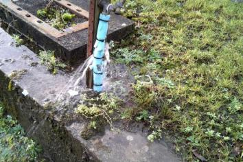 With temperatures due to dip - NI Water issues frozen pipes appeal