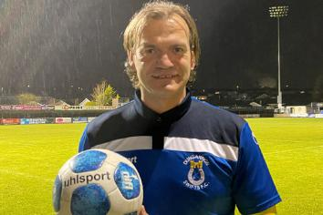 Carroll relishing return to Irish league football