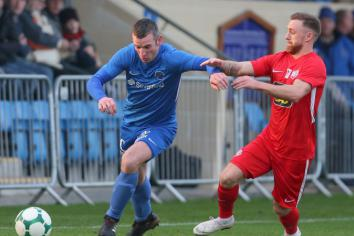 Ballinamallard commit to this year's Irish Cup