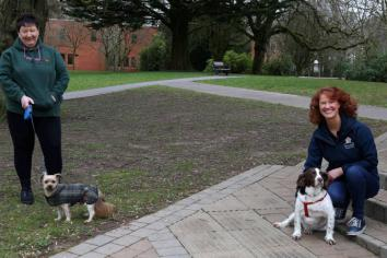 Local women making a real difference to the lives of unwanted pets