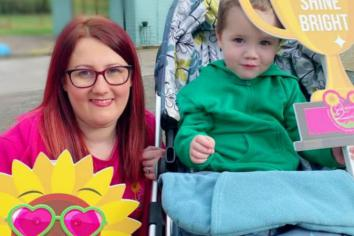 Local families encouraged to support charity's spring 'Pramathon' challenge