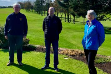 First week of golf already fully booked at Omagh