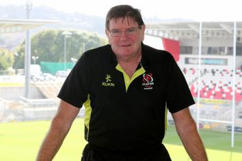 Sixmilecross native and former Irish rugby star to publish autobiography