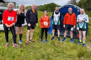 Omagh ultra-runners complete almost 400 miles