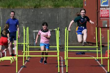Local athletes benefiting from Sprint Academy training