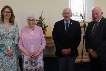 New publication recordshistory of Killeter Presbyterian Church