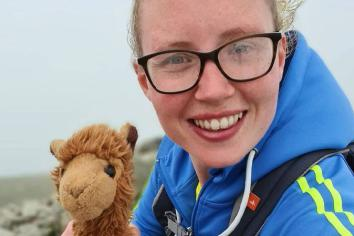Omagh woman to take on gruelling seven peaks of the Mourne challenge in memory of sister Kyra