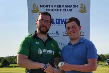 Winning streak continues for North Fermanagh CC