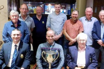 Eamonn and Kieran take the honours in Fintona