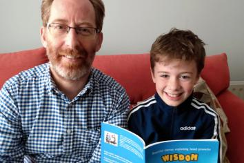 Omagh author pens words of wisdom for children in new illustration book