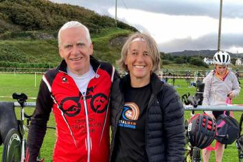 Gerard and Cathy secure national titles in Mayo!