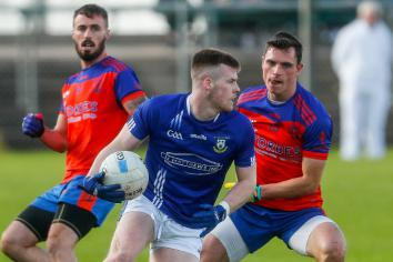 Dromore sink Ardboe with late scores